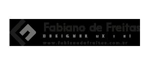 Designer Fabiano de Freitas
